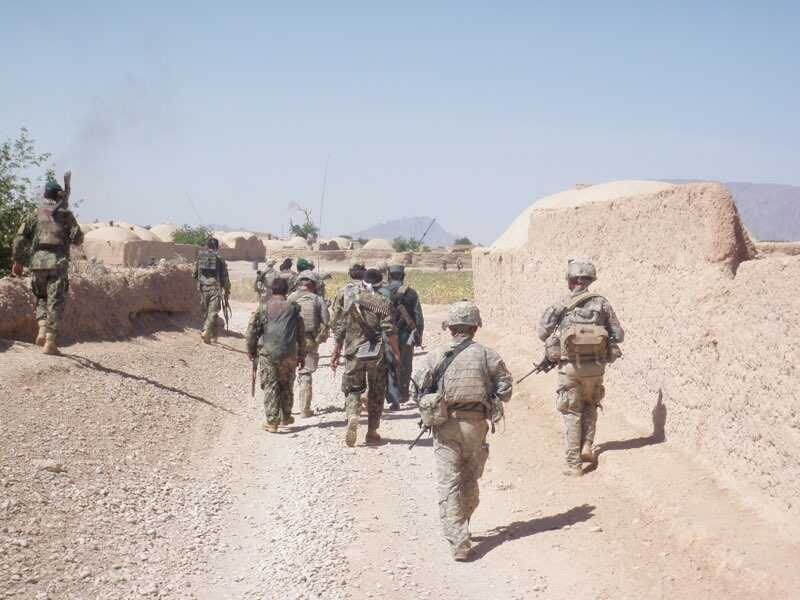 Veterans voice their opinions on the nearly 20-year war in Afghanistan