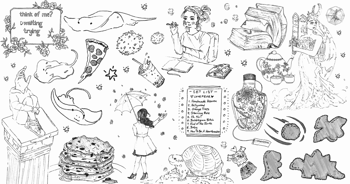 Inktober art challenge provides opportunity for artistic exploration and improvement