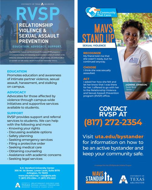 UTA Mavs Stand Up | Ads | theshorthorn com