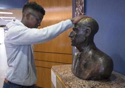 Student calls for removal of Ernest Hereford's name, statue from UC