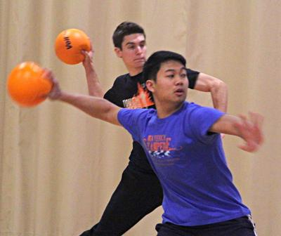 Campus Recreation offers sporting opportunities for all levels