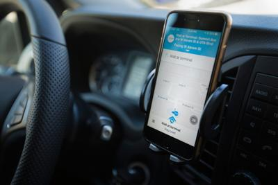 Via rideshare service expands east of State Highway 360