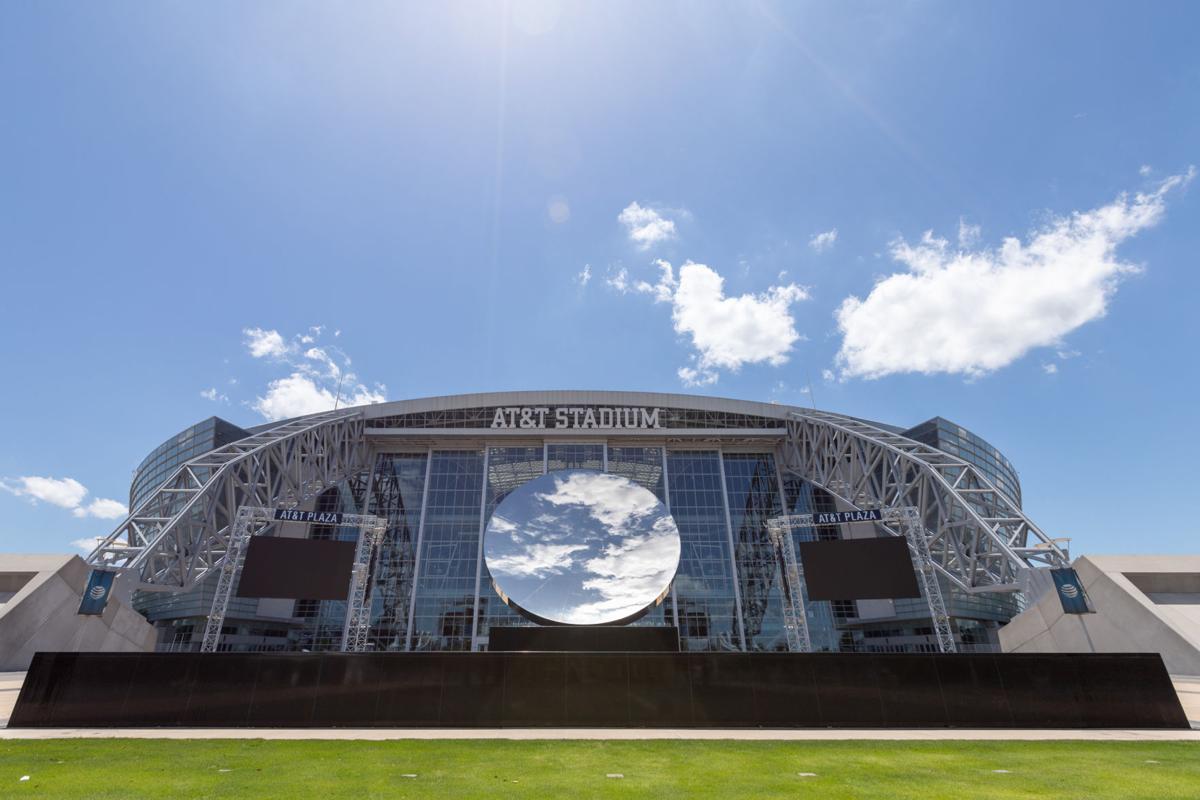 Stadium storyteller: the Dallas Cowboys art ambassador