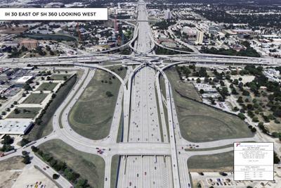 Lamar Boulevard, Park Row Drive to close starting Monday