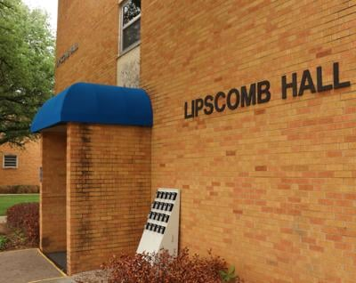 Lipscomb Hall to be discontinued by fall 2021, eventually demolished
