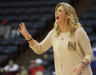 Krista Gerlich accepts women's basketball head coach position at Texas Tech University
