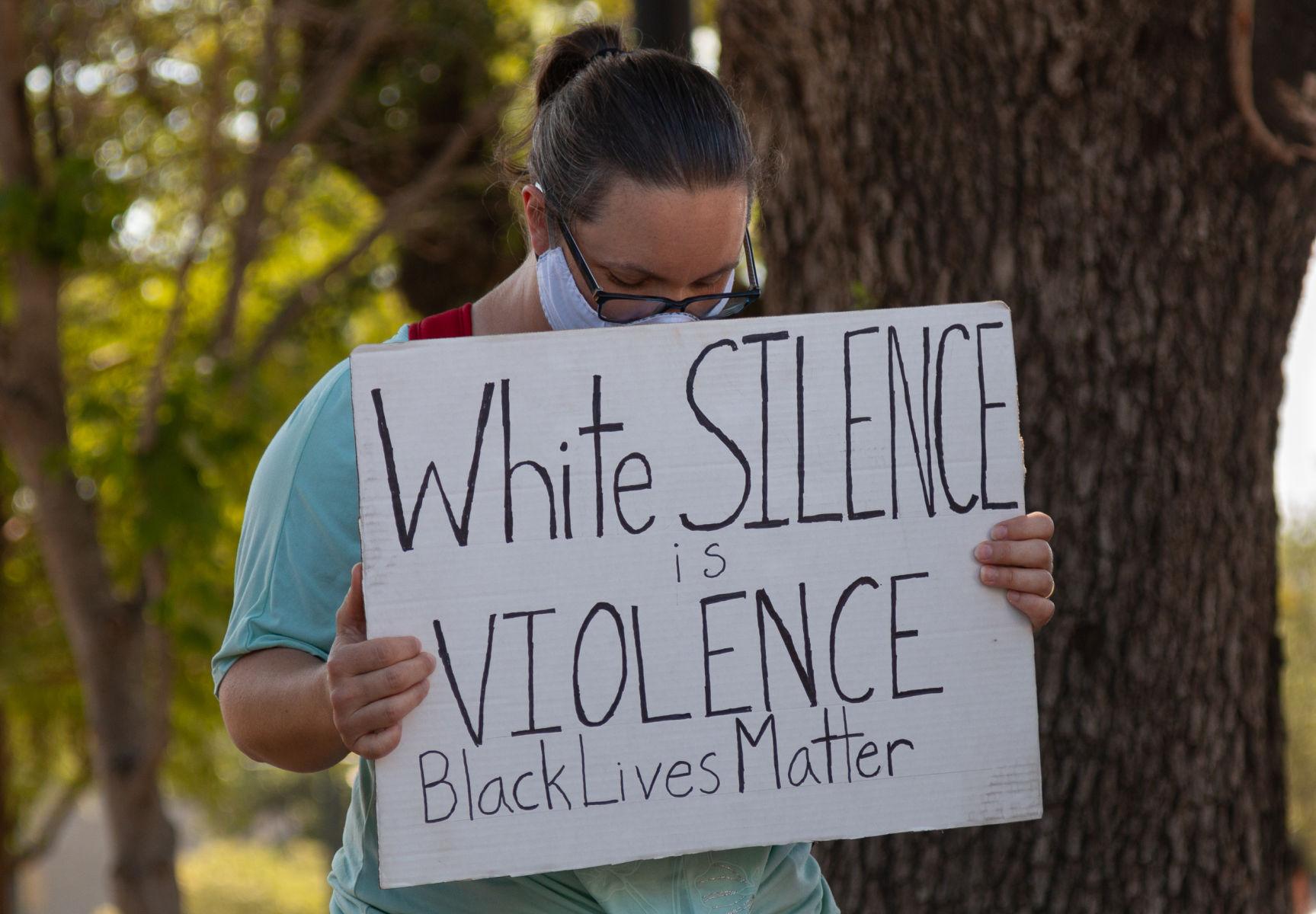 Progressive Student Union holds rally against police brutality on the eve of Juneteenth