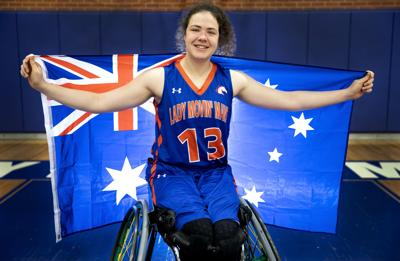 Lady Movin' Mav to donate to Australian relief efforts for every basket she scores in tournament