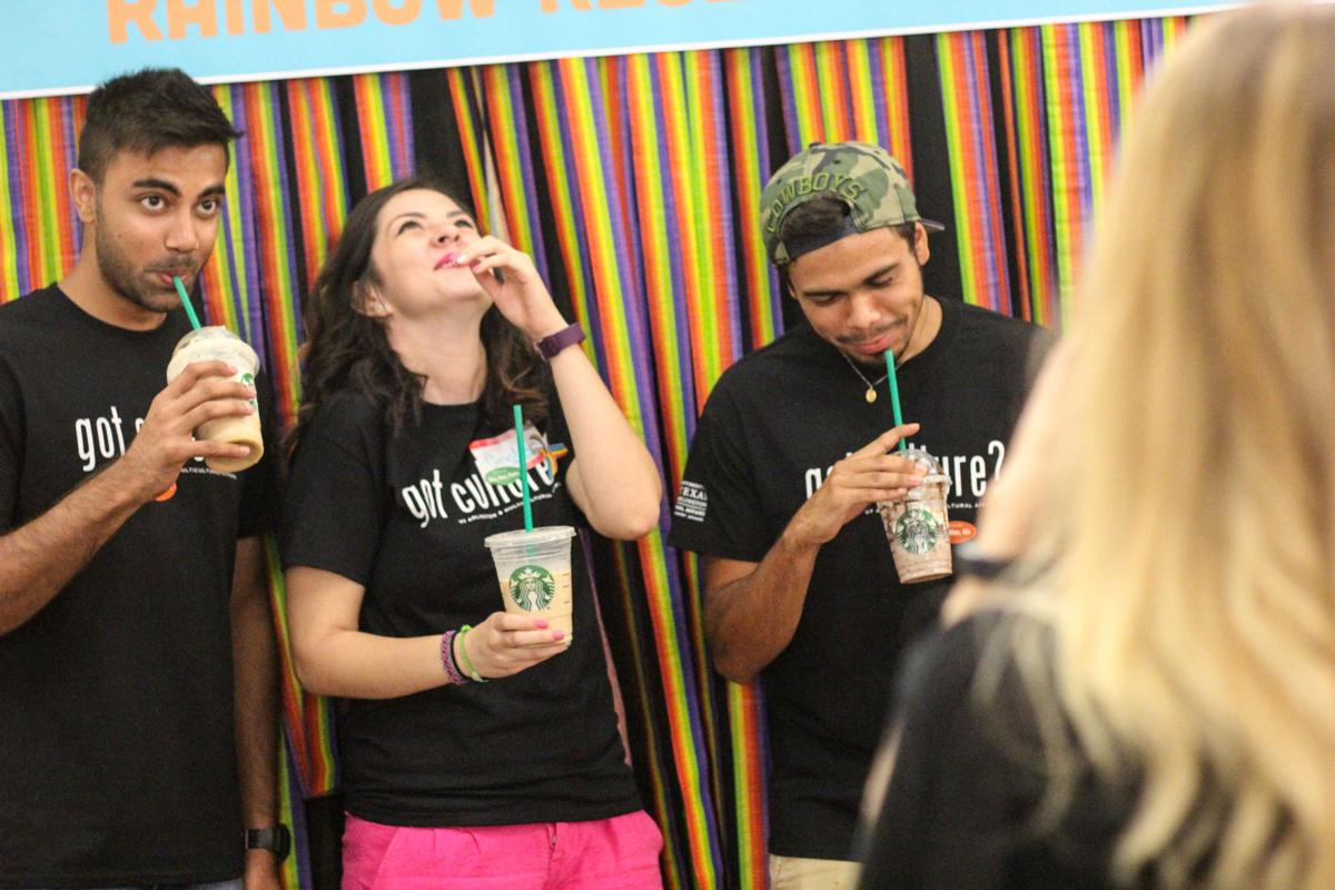 LGBTQA are welcomed to UTA with Rainbow Reception | Gallery