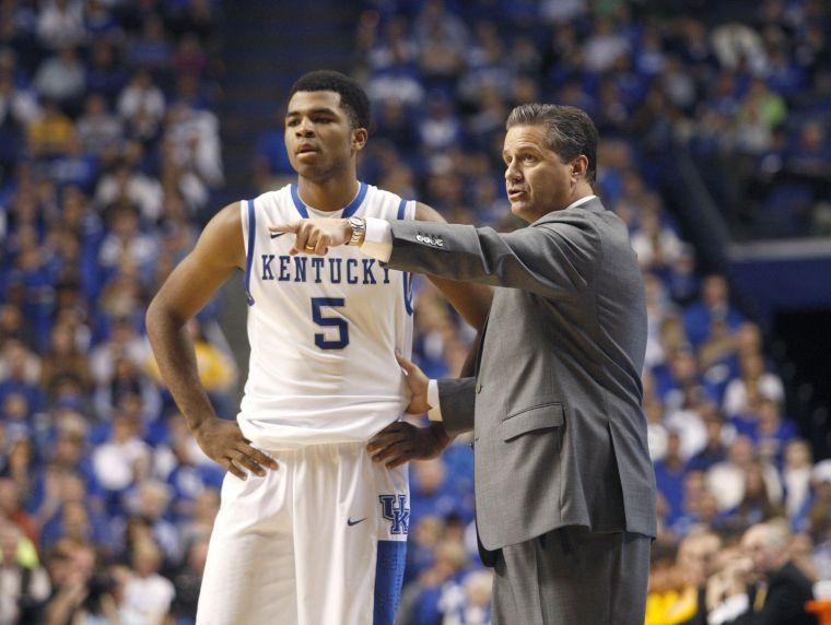 Northern Kentucky v Kentucky basketball