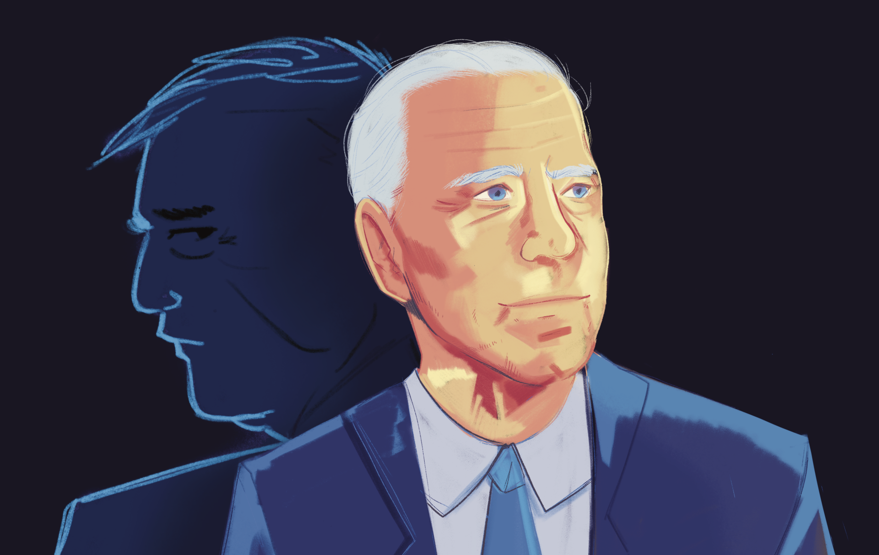 Opinion: Progressives should grit their teeth and vote for Biden