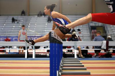 UTA indoor track and field team to compete with 14 other universities at Charlie Thomas Invitational