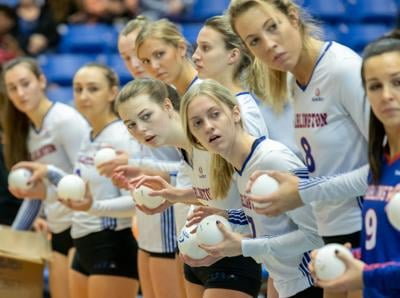 UTA volleyball postpones matches for second consecutive week due to COVID-19