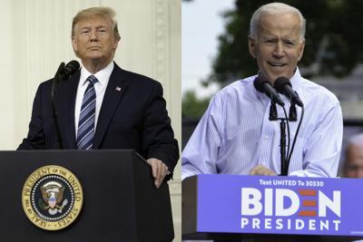 Trump, Biden to go head to head in first presidential debate of the election season
