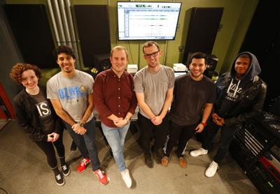 UT Arlington to debut 2 campus record labels