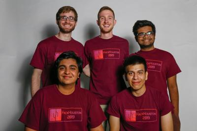For UTA student hackathon team, winning is in the code