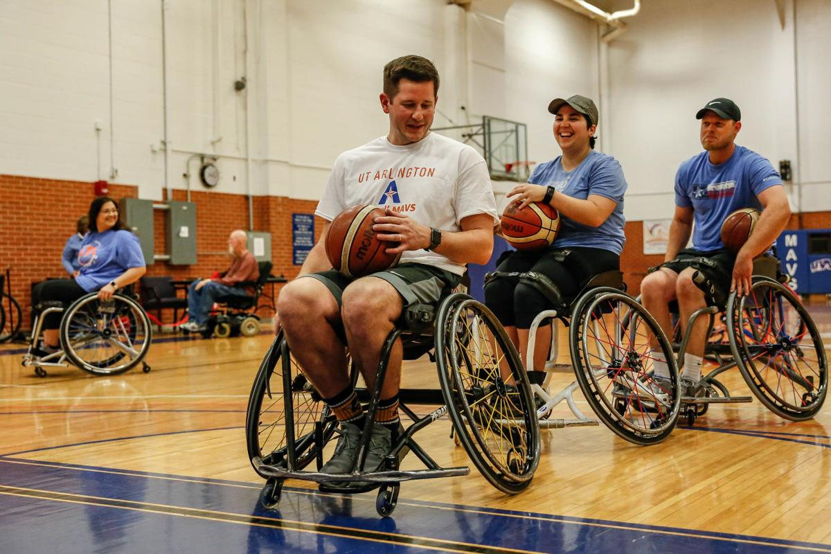 Photos: Adapted Sport Clinic fosters opportunity