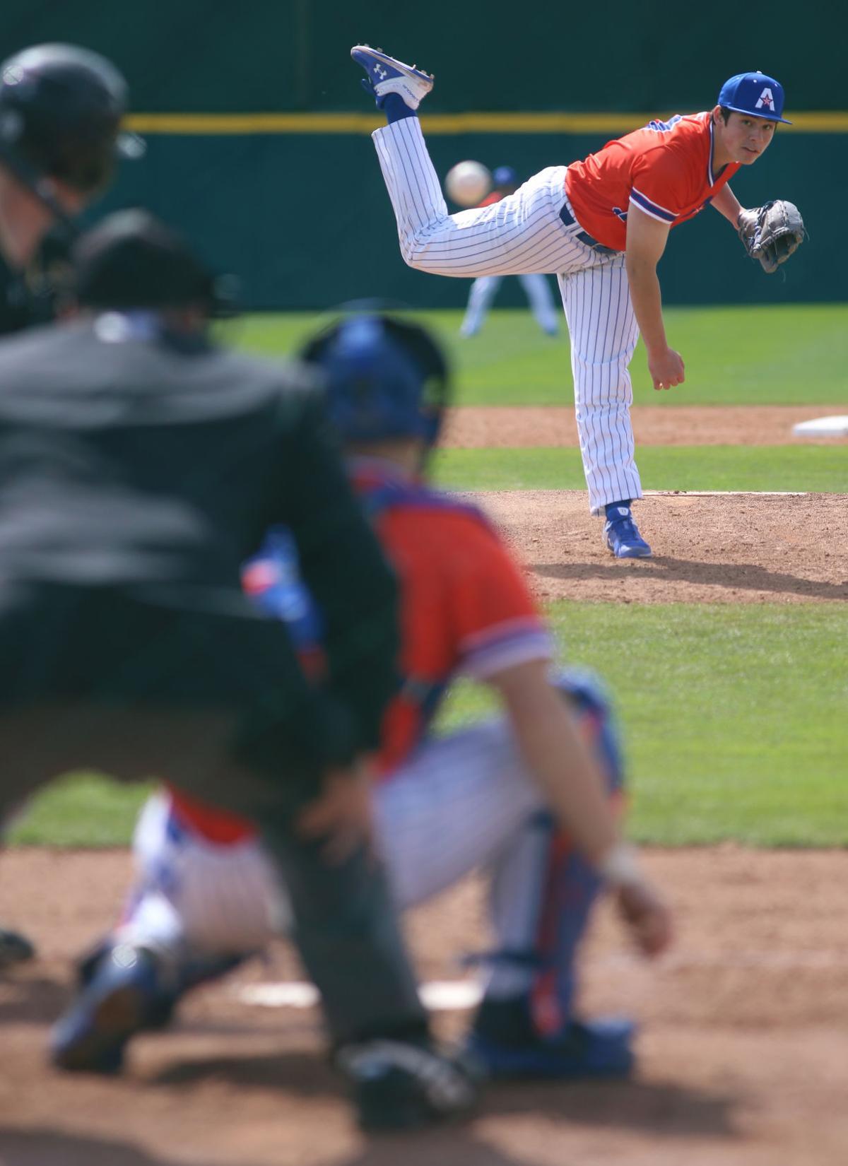 Third-inning rally lifts UTA baseball to fifth straight win
