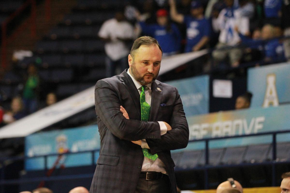 Mavericks suffer defeat in Sun Belt Conference Men's Basketball Championship final