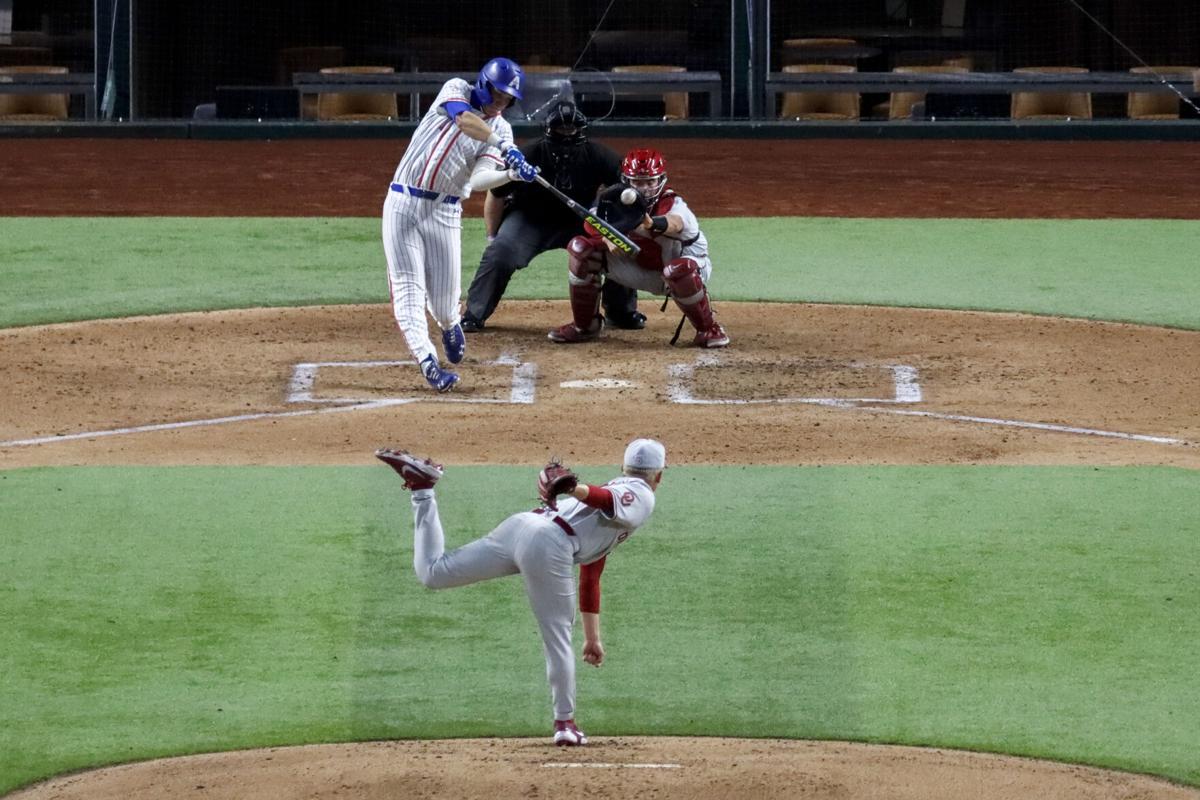 Photos: UTA baseball suffers 7-1 loss to University of Oklahoma