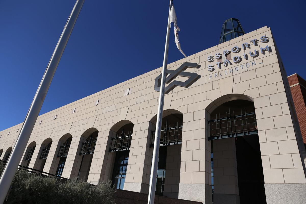 Esports Stadium Arlington capitalizes on the growing esports industry