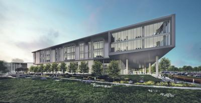 Uta Fall 2022 Calendar.Uta S New Social Work Building Promises To Be A Night And Day Improvement News Theshorthorn Com