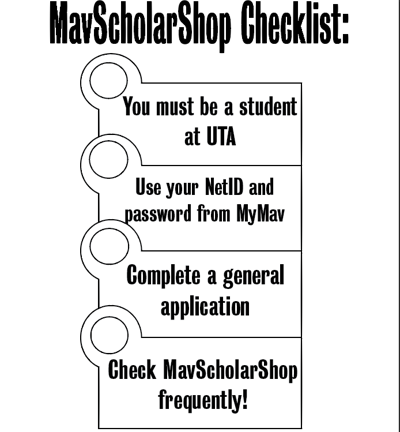 Scholarship checklist: How do I apply? | New Student Guide