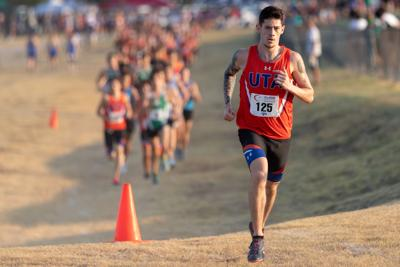 Justin Domangue makes history at NCAA meet, becomes UTA's first Cross-Country All-American