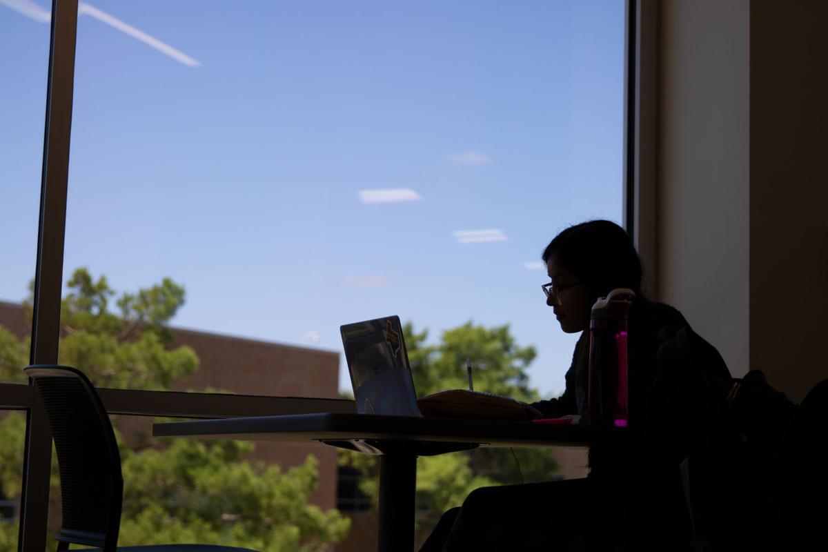 Students share favorite on-campus study spots