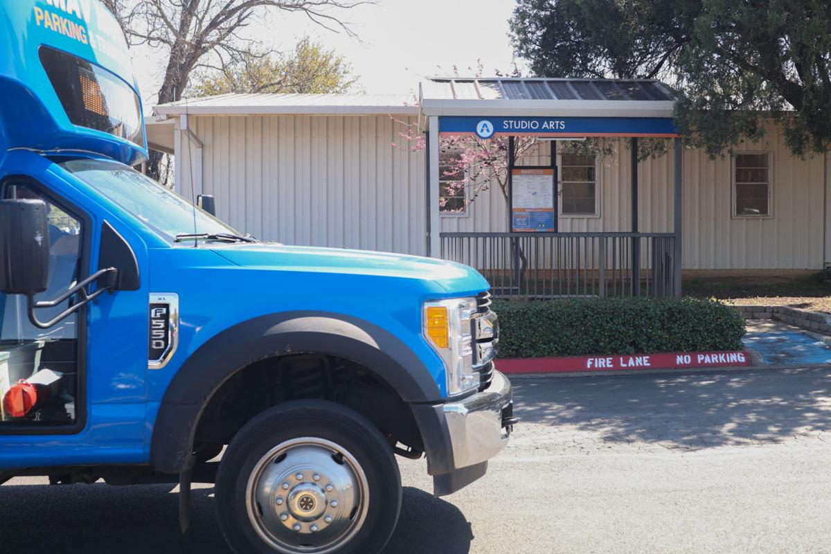 UTA Unfolded: Why doesn't the nightly shuttle route stop at the Studio Arts Center?