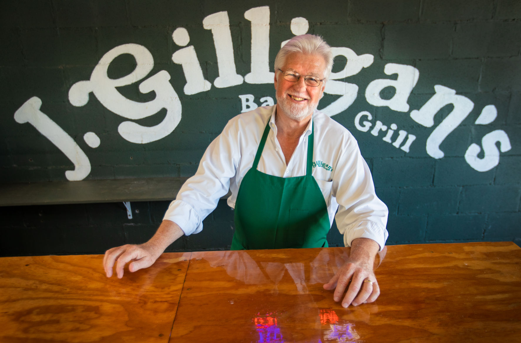 A look back at the origin of J. Gilligan's Bar and Grill