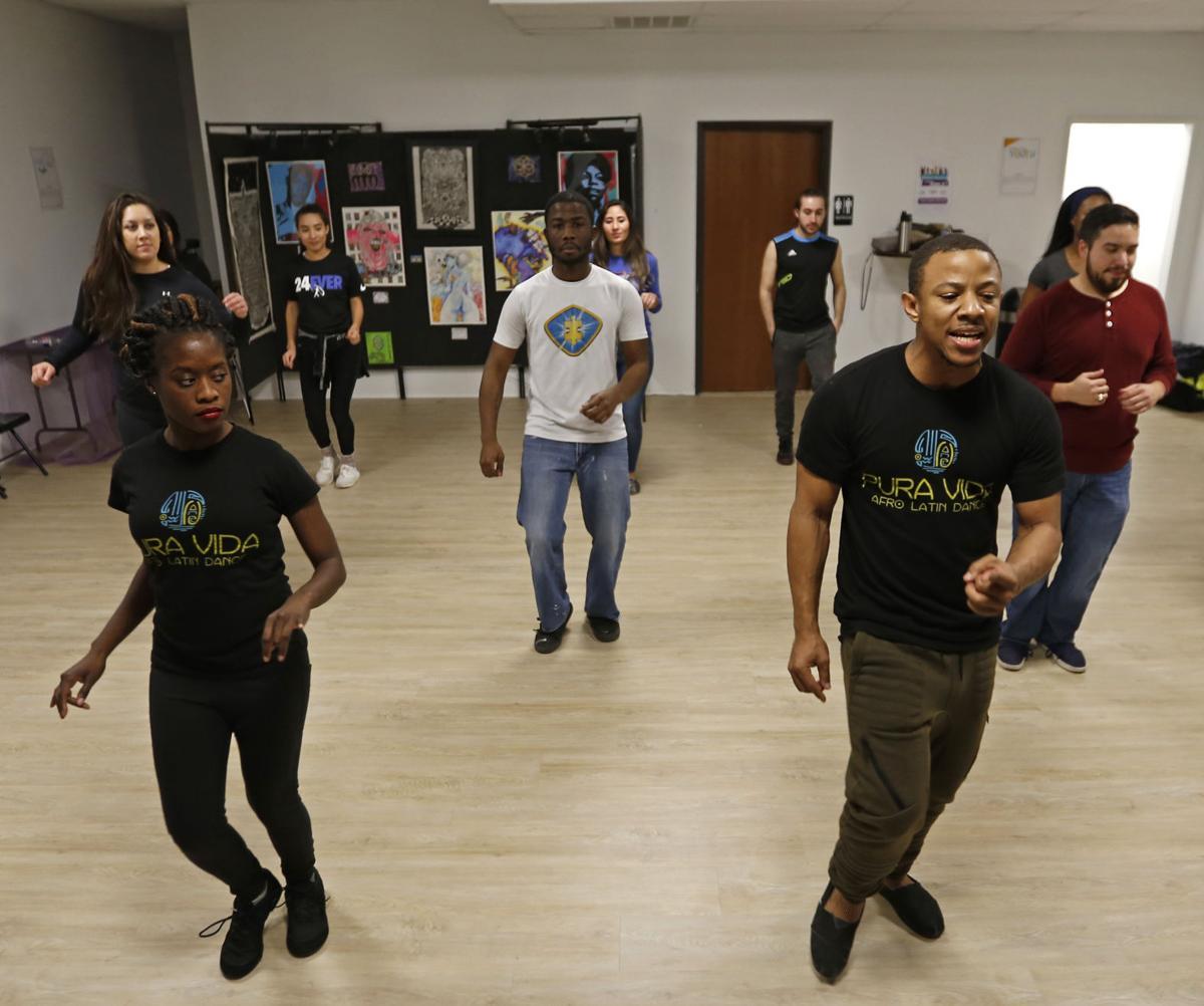 UTA alumnus opens dance studio near campus