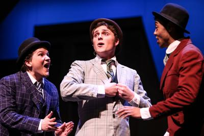 UTA Theatre Arts Department proudly presents The Music Man (copy)