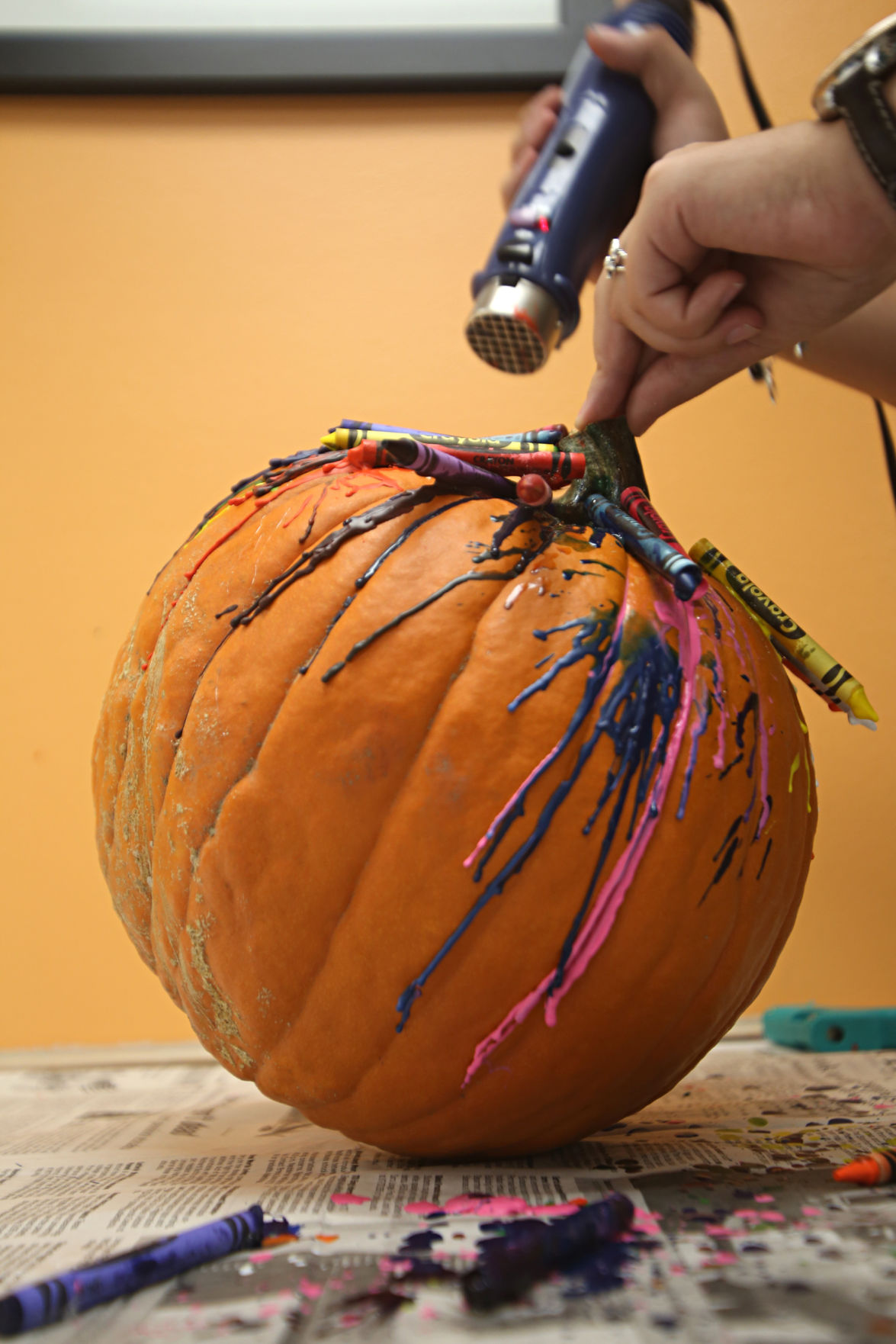 Diy decorations offer alternative to pumpkin carving life