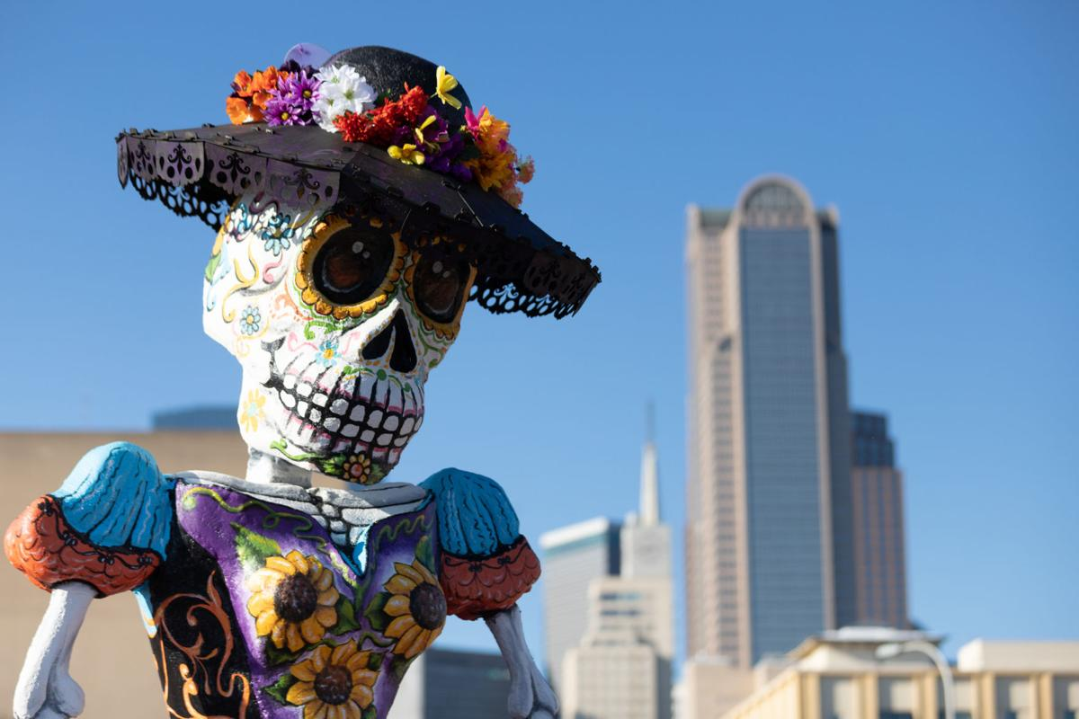 Photos: Dallas' inaugural Día de los Muertos Parade and Festival features catrinas, live music