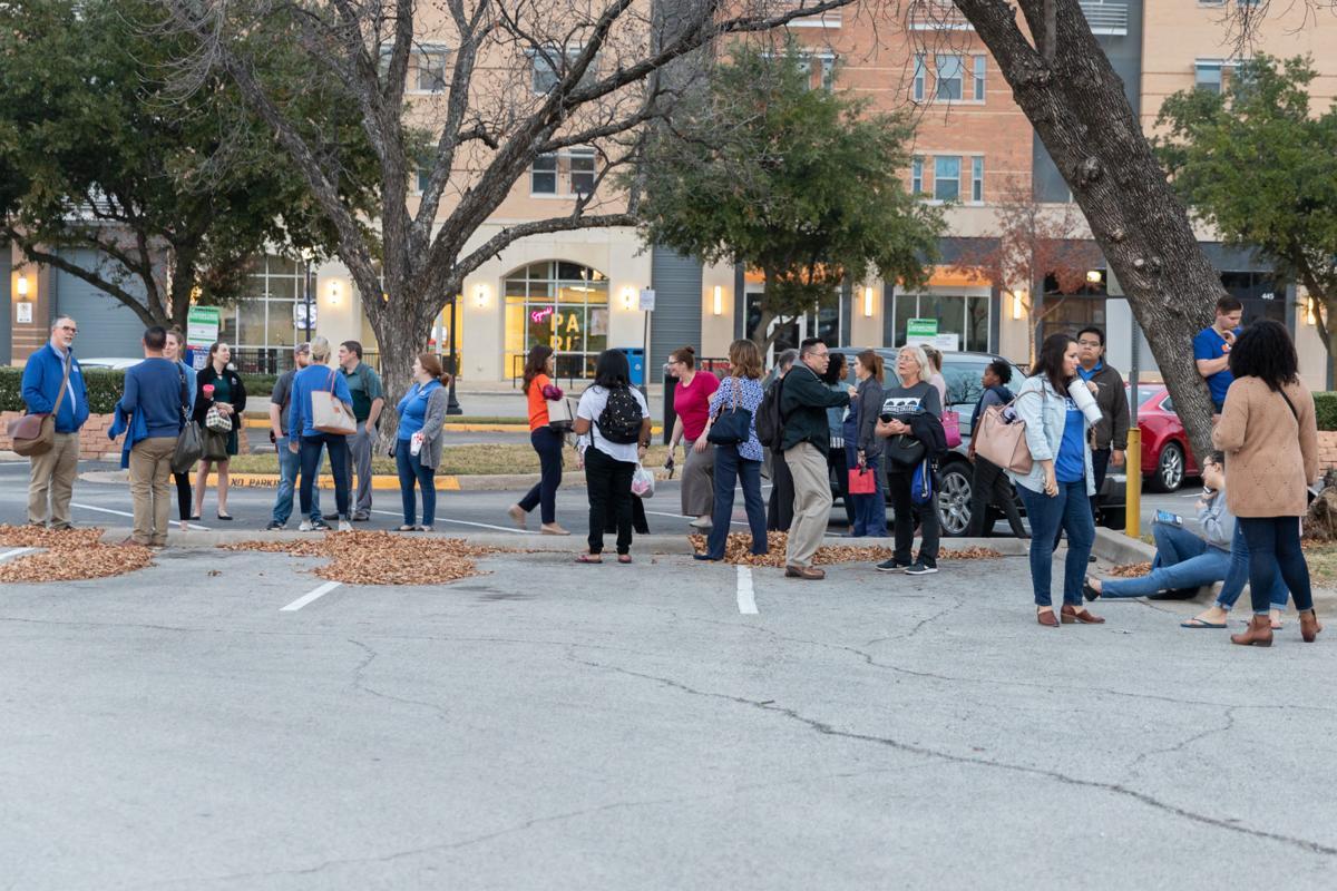 University Center gas leak causes temporary road closures