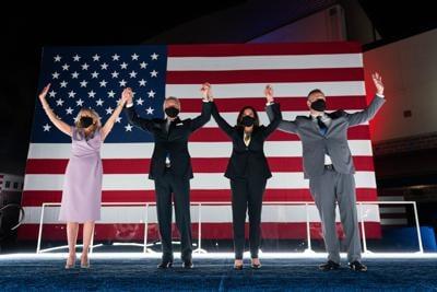 UTA community reacts to historic Biden-Harris victory