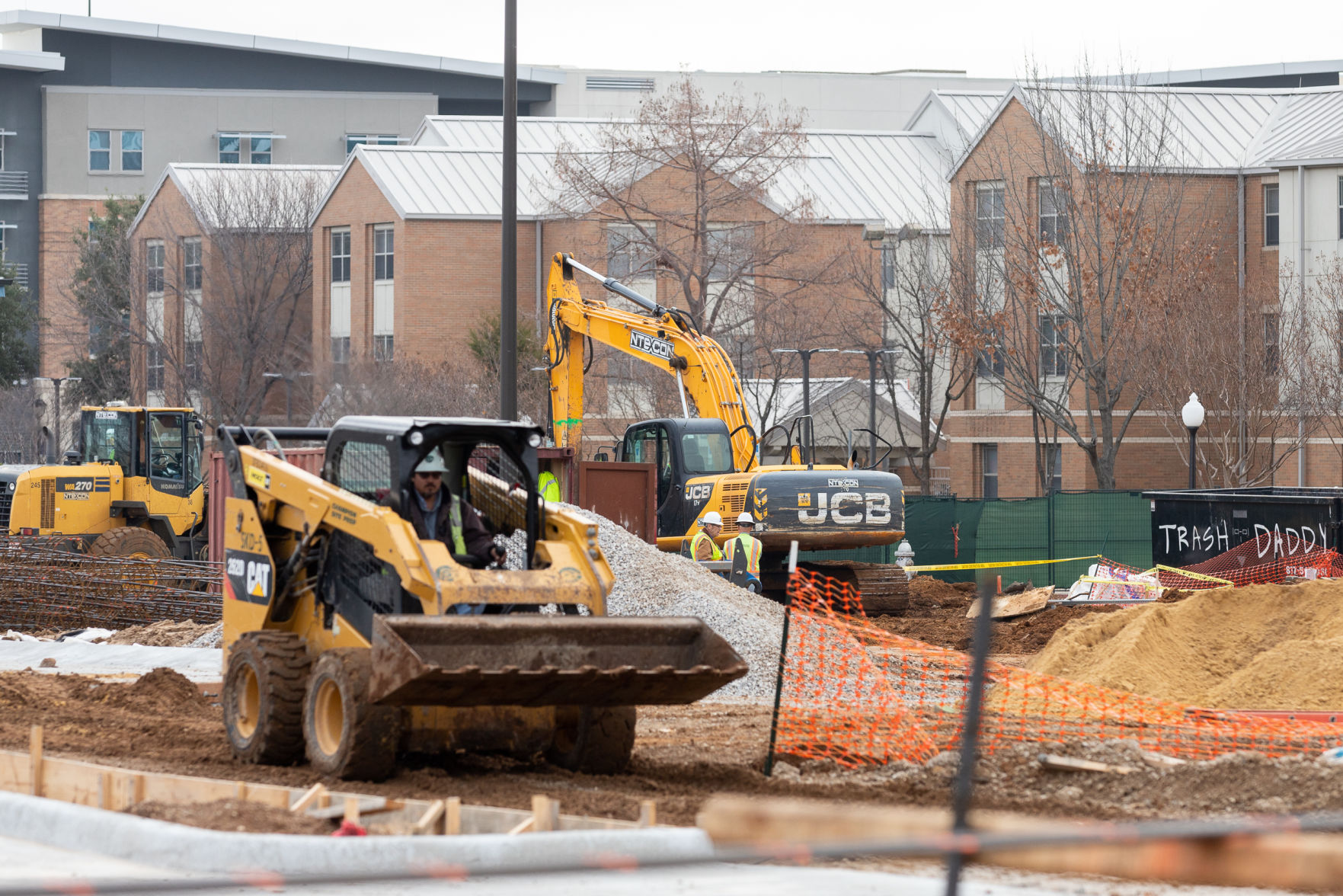 What you need to know about construction on and around campus
