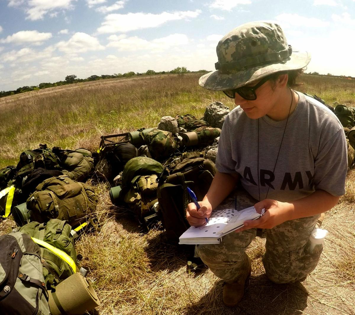 Fighting for life experience with ROTC