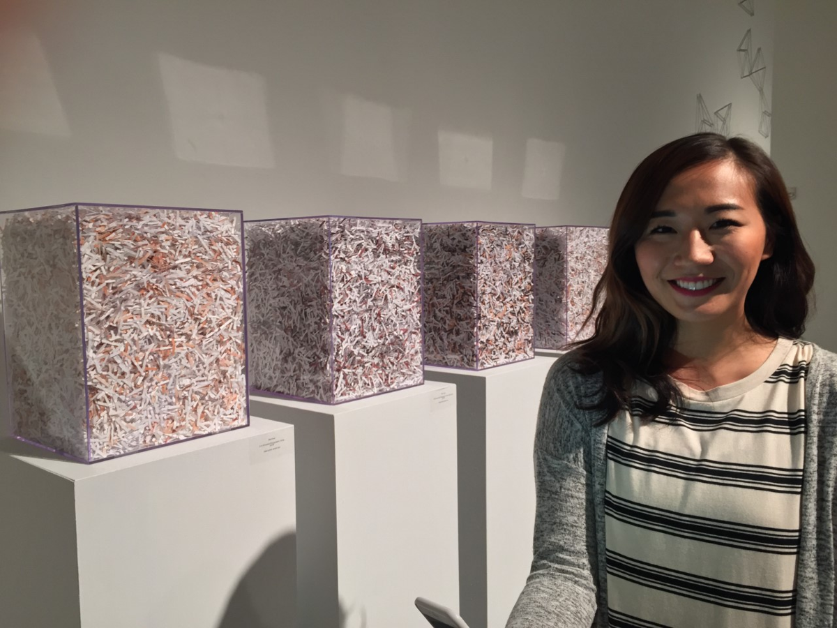 Bachelor of Fine Arts Exhibition displays student's work