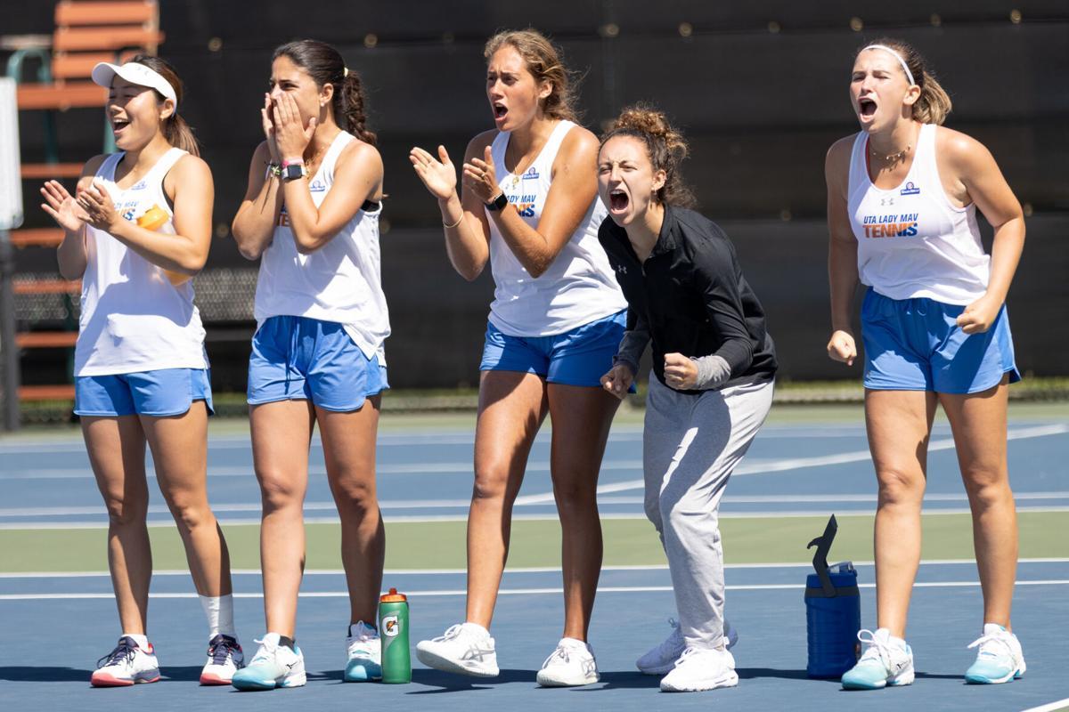 Photos: UTA women's tennis ends four-game winning streak with loss to Southern Methodist University