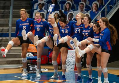 UTA volleyball expected to make noise in Sun Belt Conference tournament