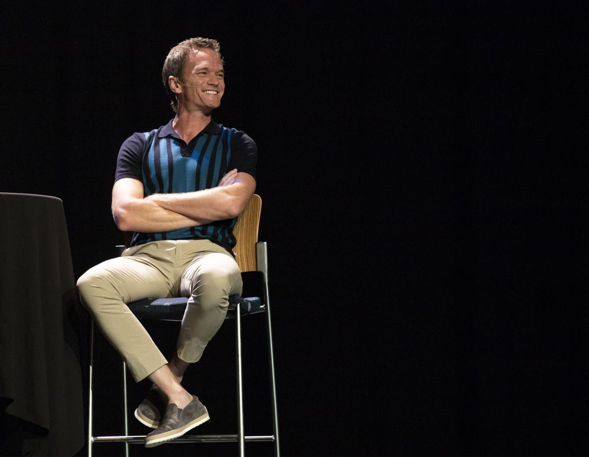Neil Patrick Harris brings magic to Texas Hall for Half Price Books author event