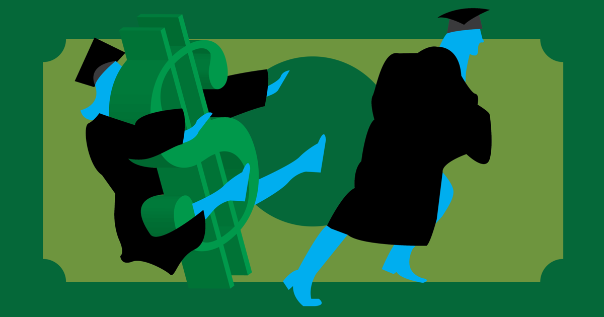 Opinion: The financial obstacles facing prospective graduate students