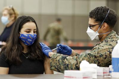 UTA to open on-campus vaccination site starting Wednesday