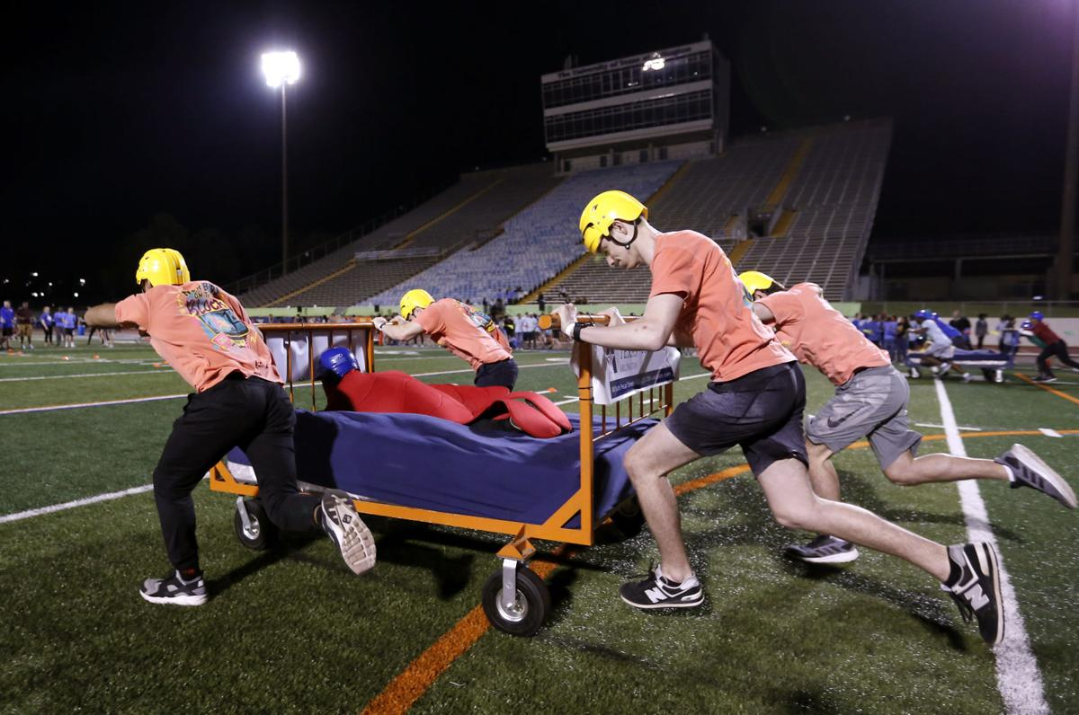 Bed Races: a tradition embedded in UTA's culture