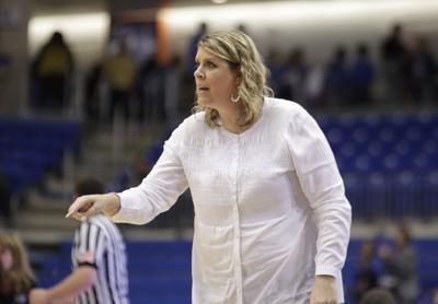 Women's basketball associate head coach departs university