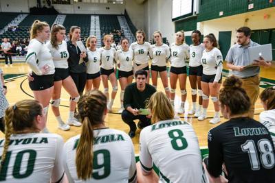 Meet UTA's new assistant volleyball coach