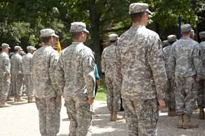 ROTC considers tattoo policy change | Campus | theshorthorn com