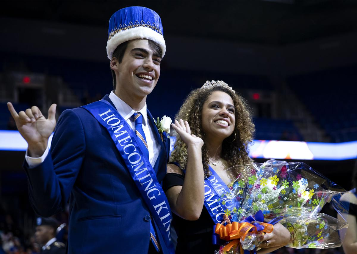 Homecoming brings UTA community together, elects new king and queen